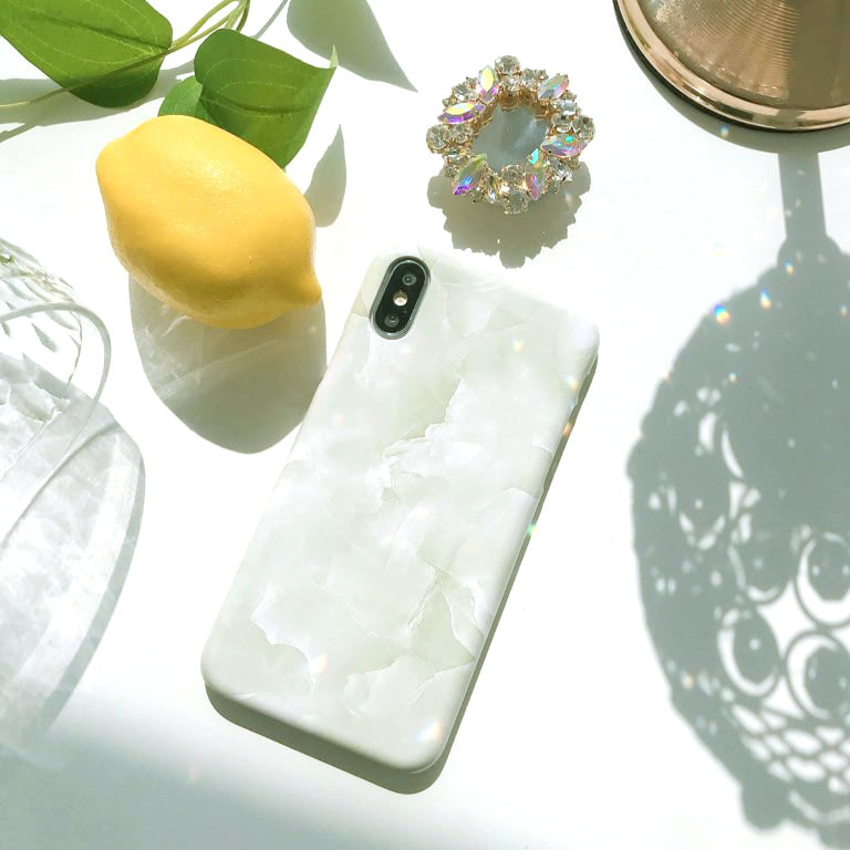 fantasy  marble phone case