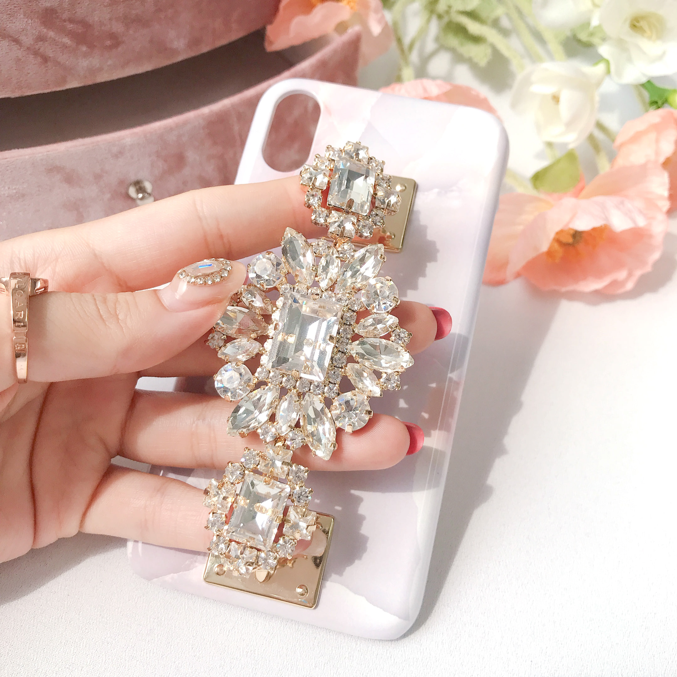adorable chain phone case