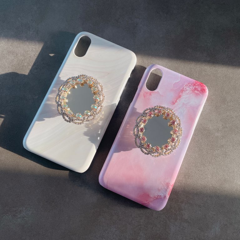 lovable gust marble phone case